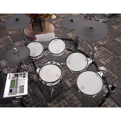 used roland td20s electronic drum set guitar center. Black Bedroom Furniture Sets. Home Design Ideas