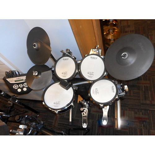 used roland td6 electronic drum set guitar center. Black Bedroom Furniture Sets. Home Design Ideas