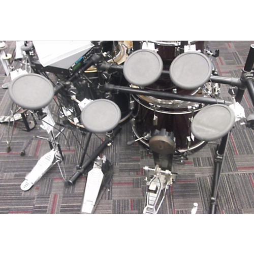 used roland td7 electronic drum set guitar center. Black Bedroom Furniture Sets. Home Design Ideas