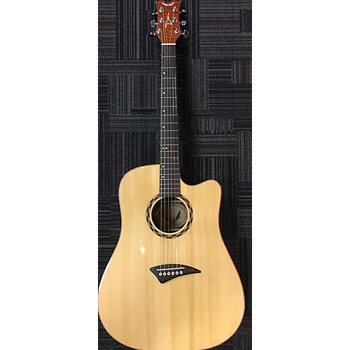 Dean TEC LCE Acoustic Electric Guitar