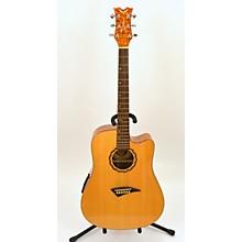 Dean TECQA Acoustic Guitar