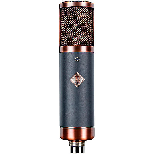 Telefunken TF29 Copperhead Tube Microphone with Shock Mount and Case