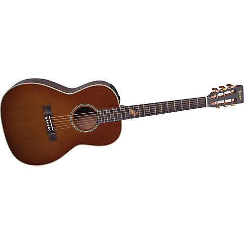 Takamine TFF87PT New Yorker Body Koa Acoustic-Electric Guitar