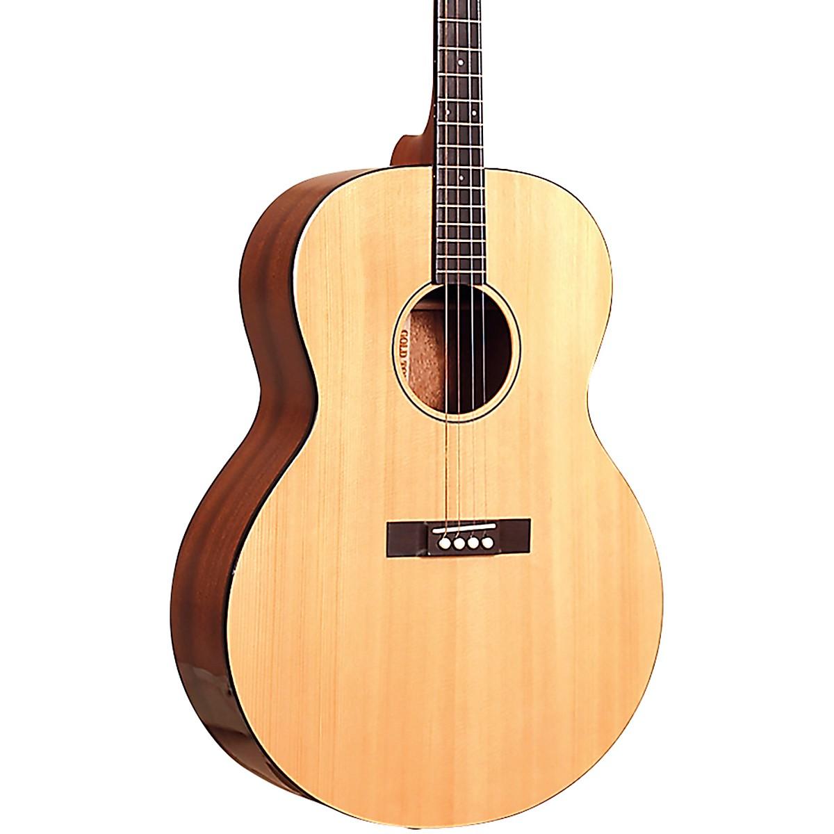 Gold Tone TG-18 Left-Handed Tenor Guitar with Vintage Design