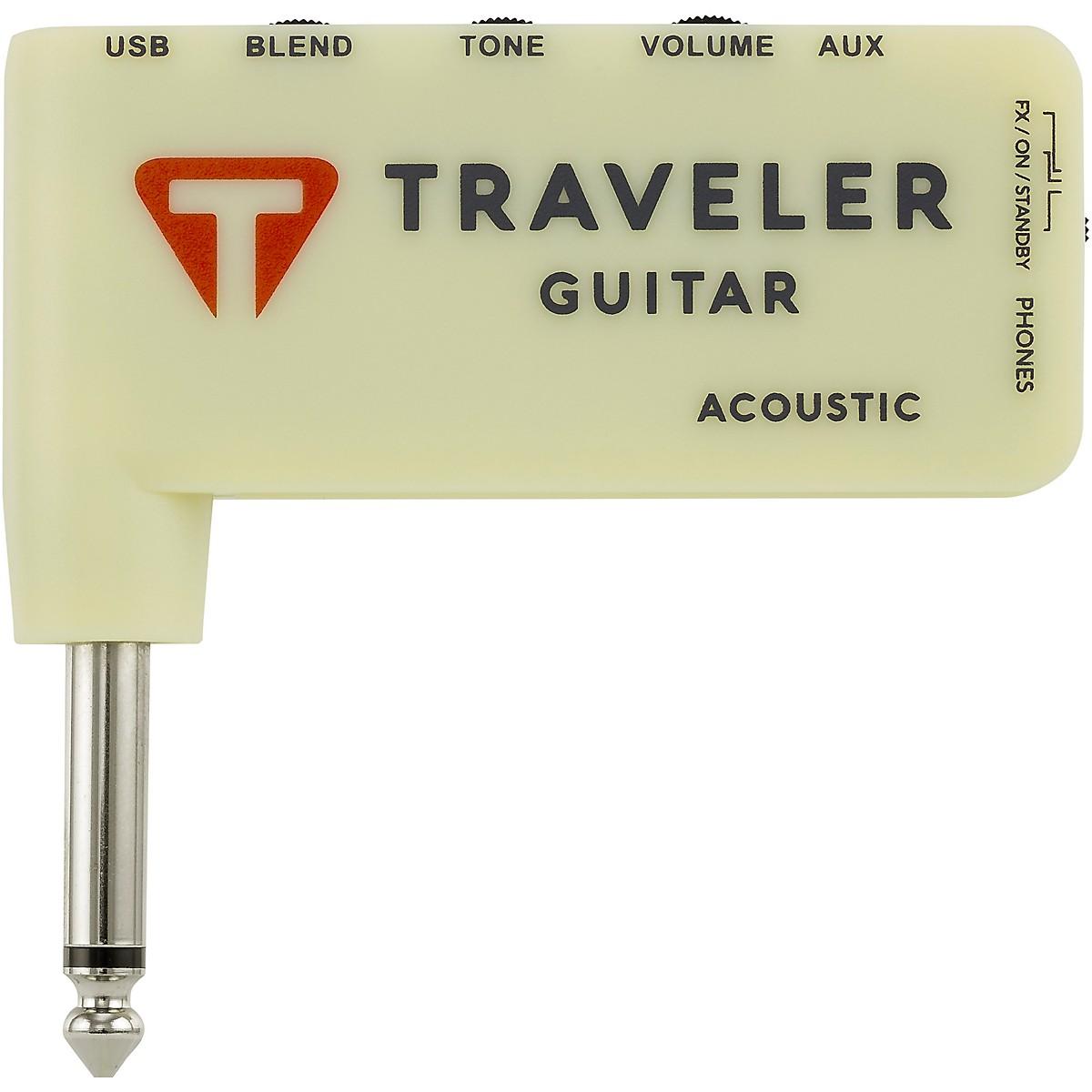 Traveler Guitar TGA-1A Headphone Guitar Amp