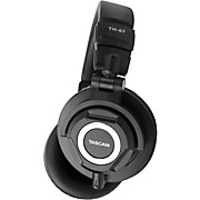 TH-07 High Definition Monitor Headphones Black