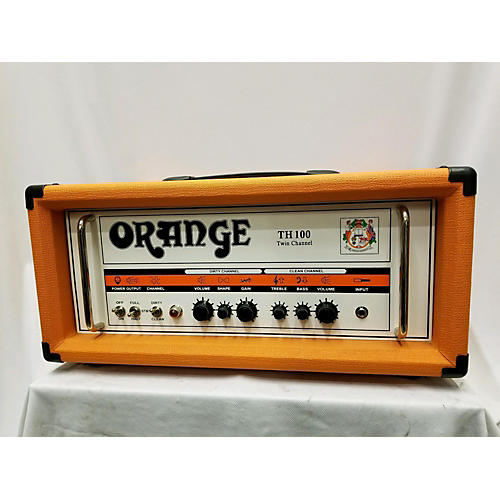 Orange Amplifiers TH-100 Tube Guitar Amp Head