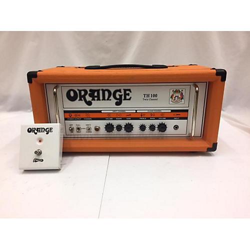 Orange Amplifiers TH100H Tube Guitar Amp Head