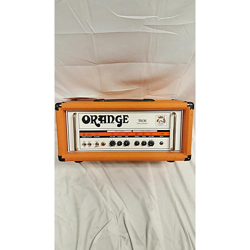 used orange amplifiers th30h 30w tube guitar amp head guitar center. Black Bedroom Furniture Sets. Home Design Ideas