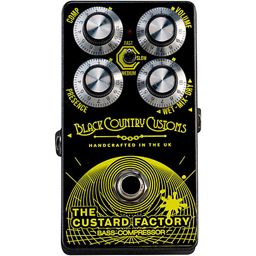 Laney THE CUSTARD FACTORY Bass Compression Effects Pedal