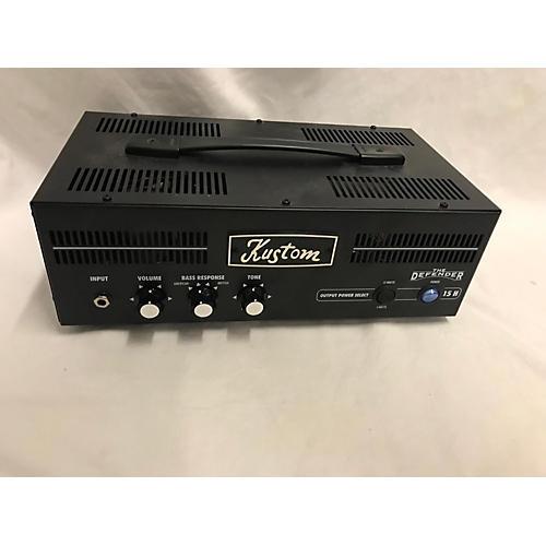 Kustom THE DEFENDER 15H GUITAR AMP Guitar Amp Head