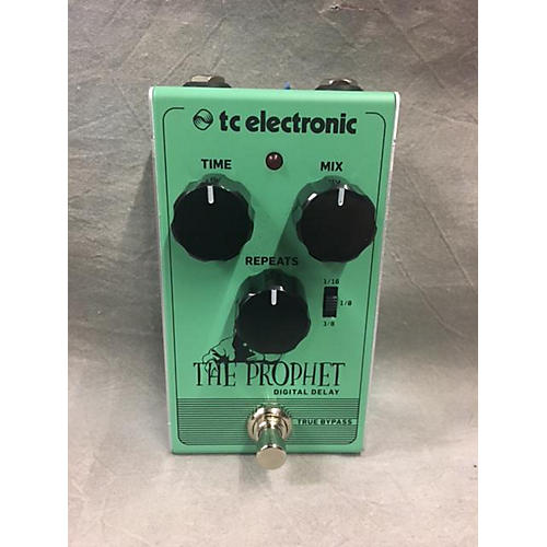 TC Electronic THE PROPHET Effect Pedal