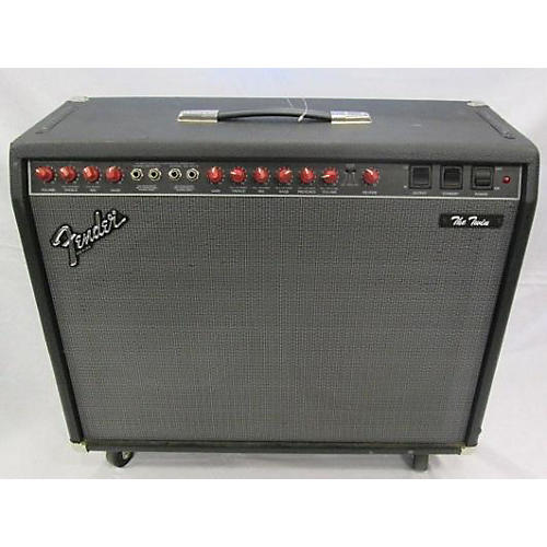 Fender THE TWIN REVERB Tube Guitar Combo Amp