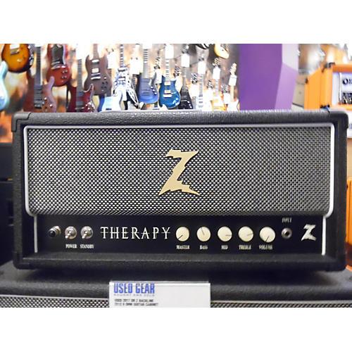 used dr z therapy za 37 tube guitar amp head guitar center. Black Bedroom Furniture Sets. Home Design Ideas