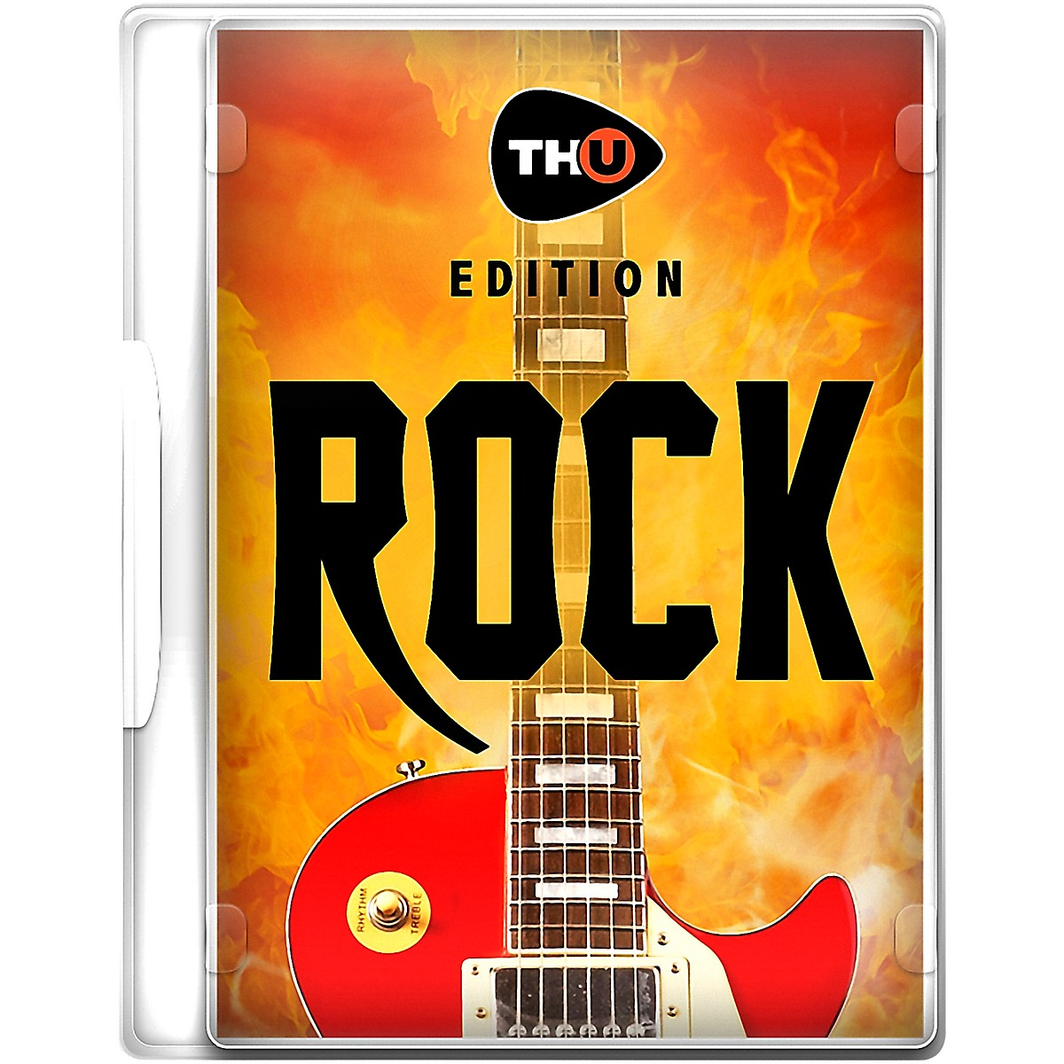 Overloud THU Rock Edition Upgrade from TH-3 Rock Edition