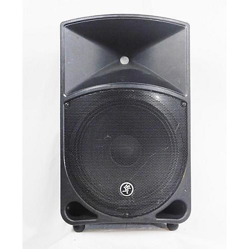 used mackie thump 12 powered speaker guitar center. Black Bedroom Furniture Sets. Home Design Ideas