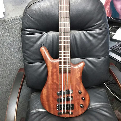 Warwick THUMP BO CUSTOM SHOP Electric Bass Guitar