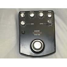 Zoom TM-01 Effect Pedal