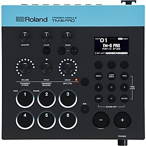roland tm 6 pro drum trigger module guitar center. Black Bedroom Furniture Sets. Home Design Ideas