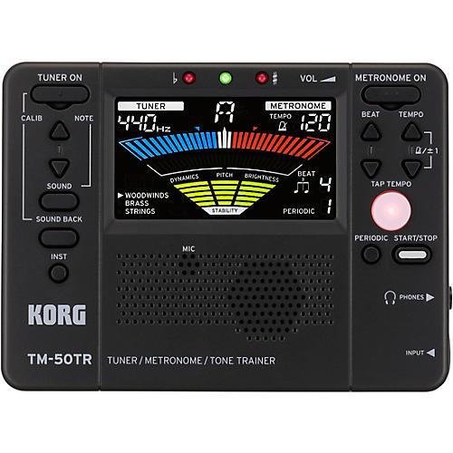 Korg TM50TR Tuner/Metronome/Tone Trainer