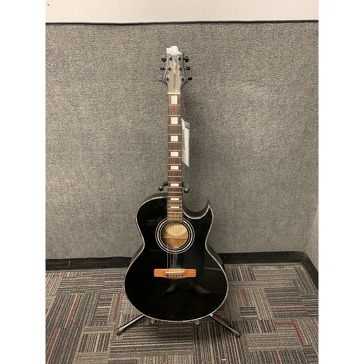 Greg Bennett Design by Samick TMJ 17ce Acoustic Electric Guitar