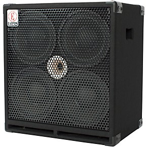 eden tn410 600w 4x10 bass speaker cab 8 ohm guitar center. Black Bedroom Furniture Sets. Home Design Ideas