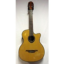 Lag Guitars TN66SCE Classical Acoustic Electric Guitar
