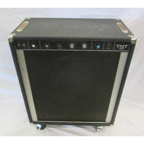 used peavey tnt 100 bass combo amp guitar center. Black Bedroom Furniture Sets. Home Design Ideas