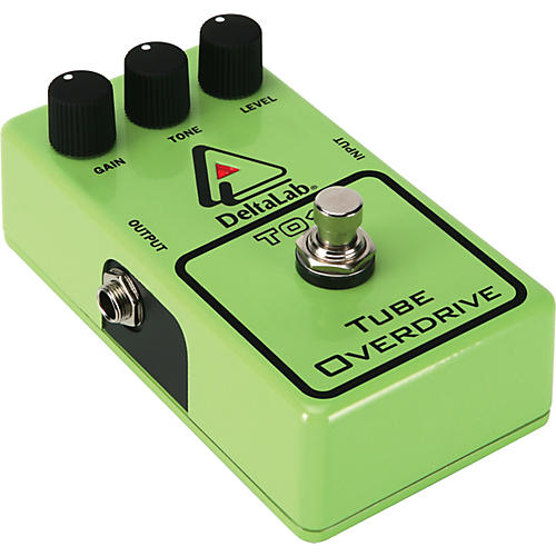 Deltalab TO1 Tube Overdrive Guitar Effects Pedal Restock