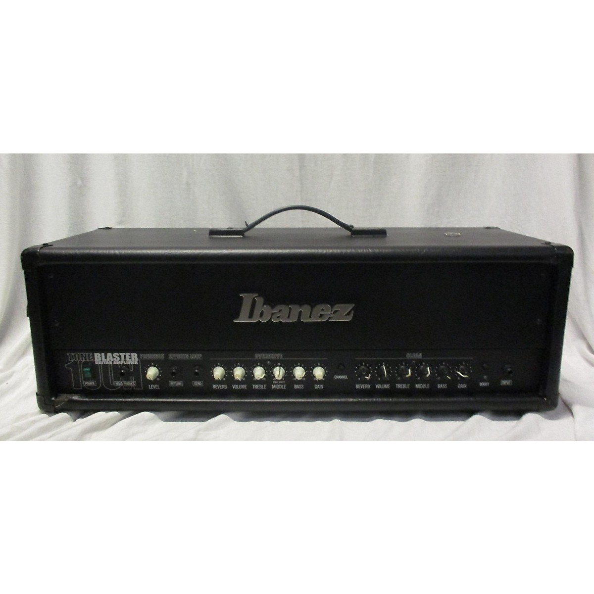 Ibanez TONE BLASTER 100H Solid State Guitar Amp Head