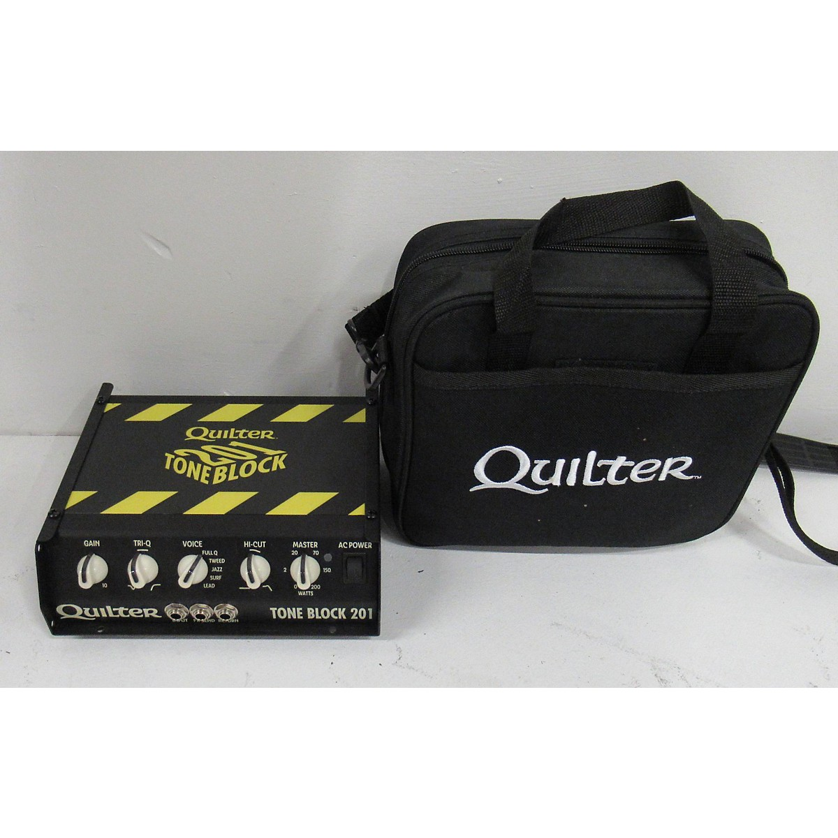 Quilter Labs TONE BLOCK 201 Bass Amp Head