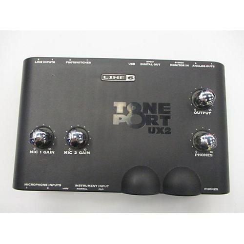 Line 6 TONE PORT UX2 Audio Interface