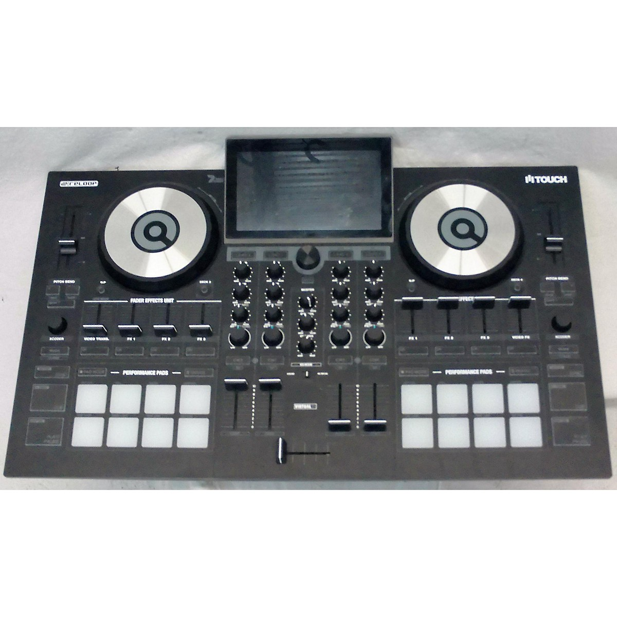 Reloop TOUCH VirtualDJ Controller With Touchscreen DJ Controller
