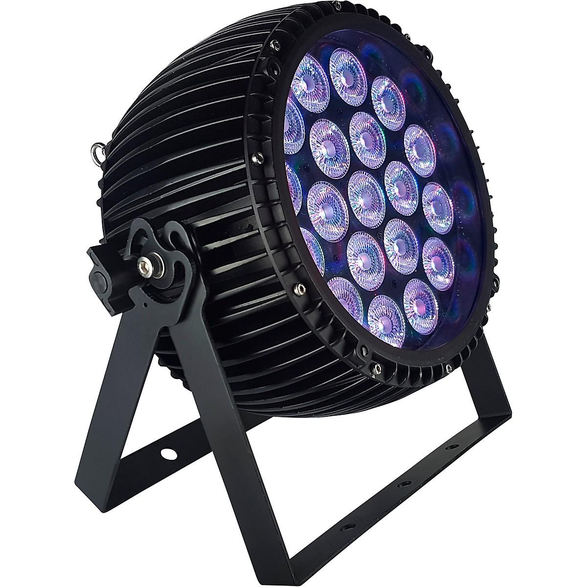 Blizzard TOURnado WiMAX Quadra Outdoor-Rated RGBW LED PAR Wash Light