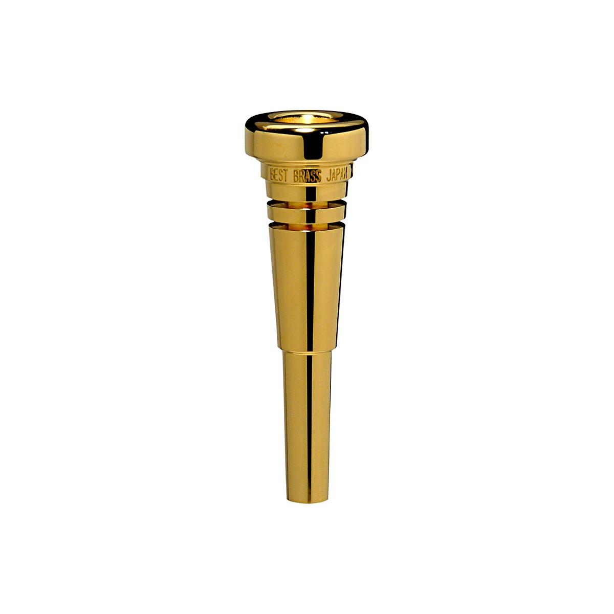 Best Brass TP-1C Groove Series Trumpet Mouthpiece
