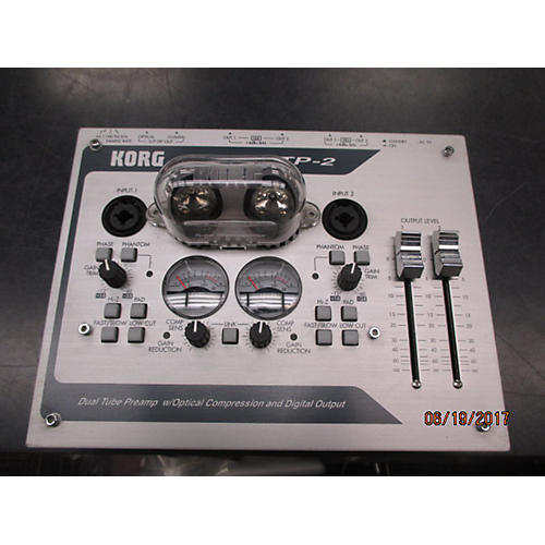 Korg TP-2 Microphone Preamp