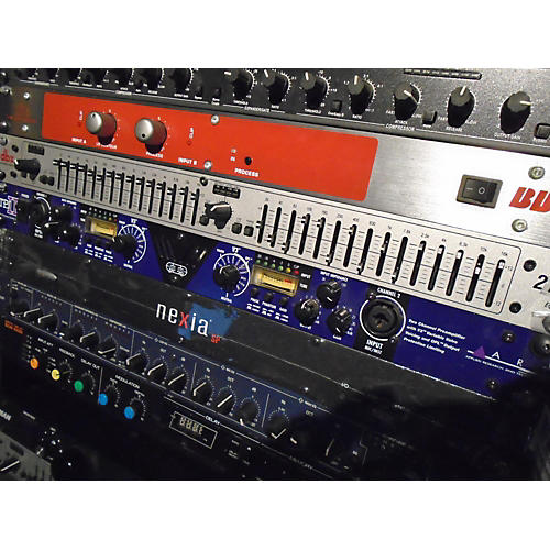 Art TPS II 2-Channel Variable Impedance Tube Microphone Preamp