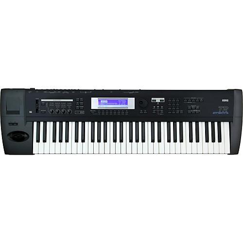 korg tr 61 61 key keyboard workstation guitar center. Black Bedroom Furniture Sets. Home Design Ideas