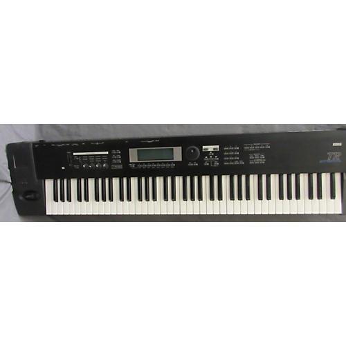 Korg TR MUSIC WORKSTATION Black Keyboard Workstation