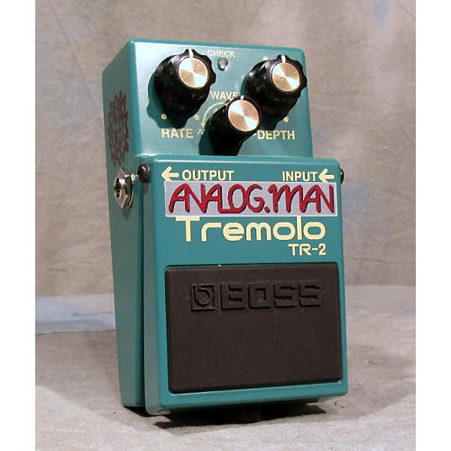 Boss TR2 Analogman Mod Effect Pedal