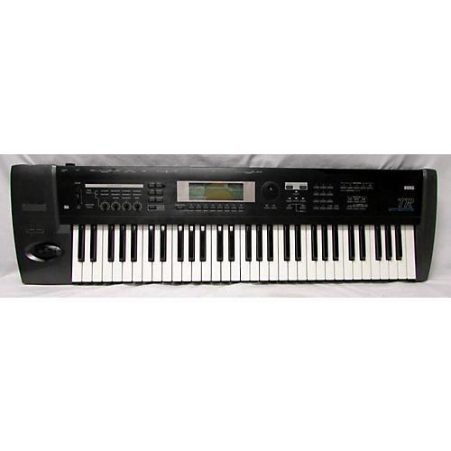 used korg tr61 keyboard workstation guitar center. Black Bedroom Furniture Sets. Home Design Ideas