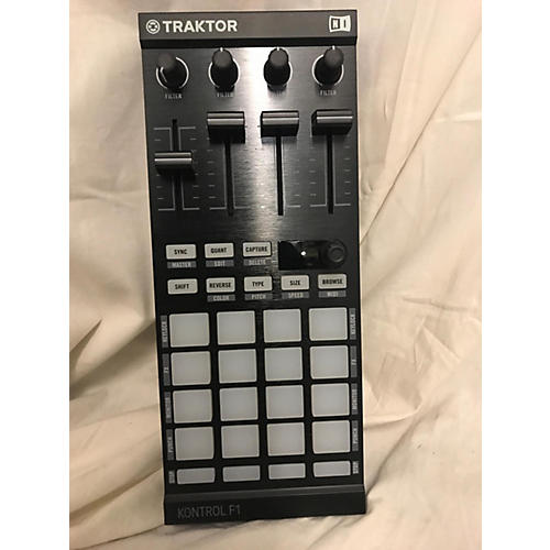 Native Instruments TRACTOR KONTROL F1 MIDI Controller