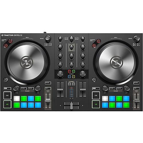 Native Instruments TRAKTOR KONTROL S2 MK3 DJ Controller