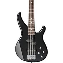 TRBX204 Active Electric Bass Guitar Galaxy Black