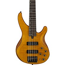 TRBX605FM 5-String Electric Bass Matte Amber