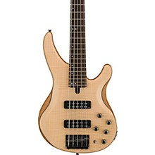 TRBX605FM 5-String Electric Bass Natural Satin