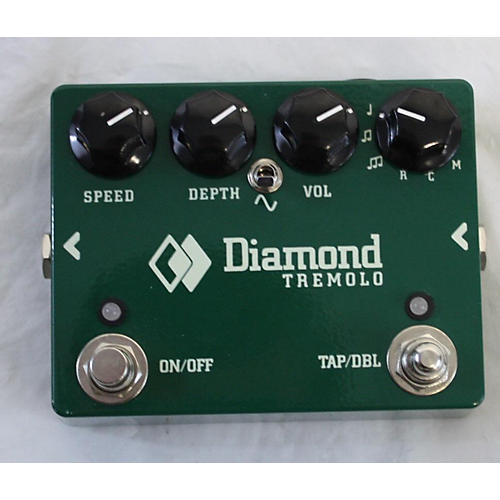 DIAMOND PEDALS TREMELO Effect Pedal