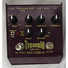 DLS Effects TREMOLO Effect Pedal