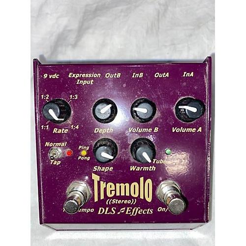 DLS Effects TREMOLO Effect Pedal