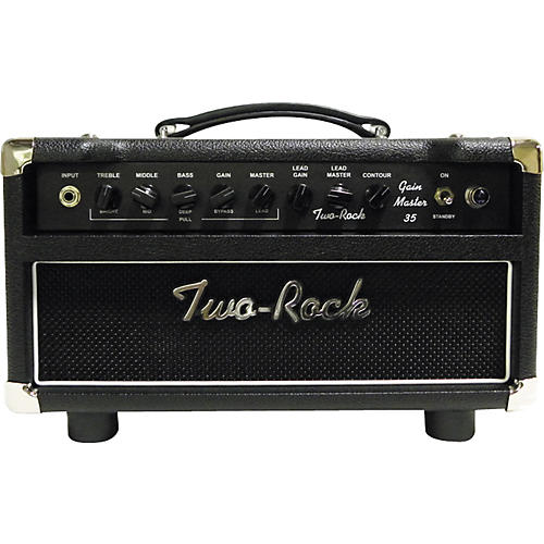 Two Rock TRGM35HD Gain Master 35W Tube Guitar Amp Head